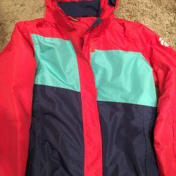 Куртка горнолыжная р.158-164