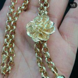 Altın zincir
