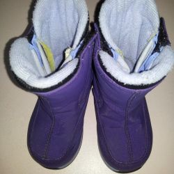Winter LANDS'END thermal boots (5)
