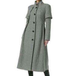 Новое демисезонное пальто.Шерсть