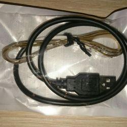 TV için USB LED aydınlatması