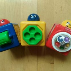 Fisher-Price Cubes