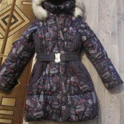 Very warm down jacket