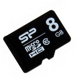 MicroSD (8Gb, 16Gb) + priză TV + adaptoare