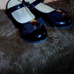Lacquer shoes 27 size