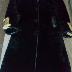Γούνινο παλτό, 44-46. Διαπραγμάτευση