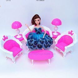 Набор мебели для кукол, Новый!