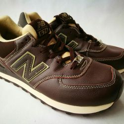🆕New Balance 574 Leather. Sneakers
