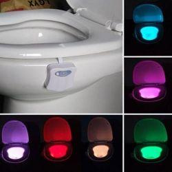 Φωτιστικά τουαλέτας με αισθητήρα κίνησης