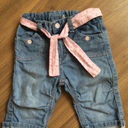 denim pantolonları H & M p. 74-80