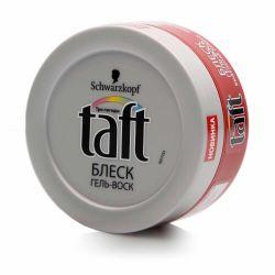 Saçlar için jel mumu Taft Schwarzkopf