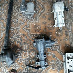 Steering gearbox. Gazelle-Volga.uaz.vaz