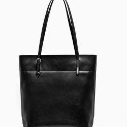 Shopper bag 🐂 genuine leather