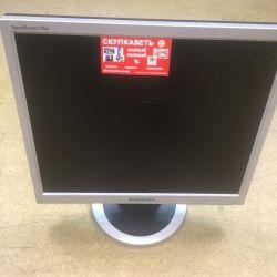 I62 monitor Samsung 710N