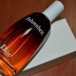 FAHRENHEIT men's perfume in the tester