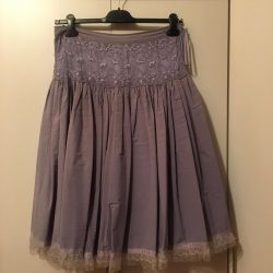 Skirt Italy 46 size in a state of new