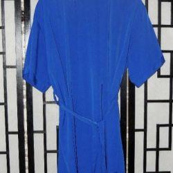 Шелковый халат