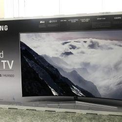 New Smart TV 49 '' SAMSUNG UE49MU9000 4K HDR