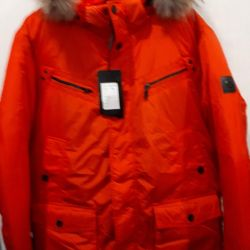New SPARCO down jacket