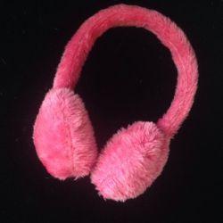 Faux Fur Kulaklıklar