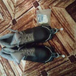 Лыжные ботинки SPINE NN75 Nordik (31) (черный) 37