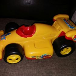 Yarış arabası