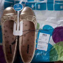 Ayakkabı yeni Acoola (shark) 24.5cm (37size)