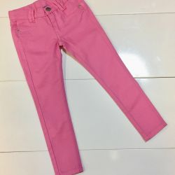 New bright jeans