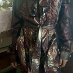 Children's raincoat (brilliant)