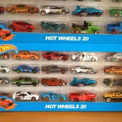HOT WHEELS 20 cars