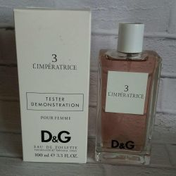 DOLCE & GABBANA 3 L'IMPERATRICE EDT 100 ML TESTER