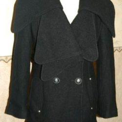Coat woolen Cappopera 42 Italy new