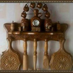 Orijinal dekoratif set.