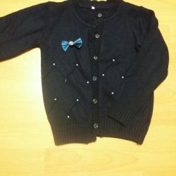 Jacket for a girl of 7 years