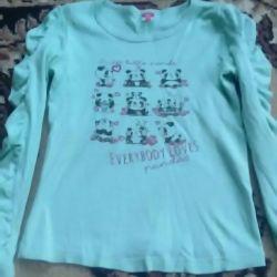 Branded blouses