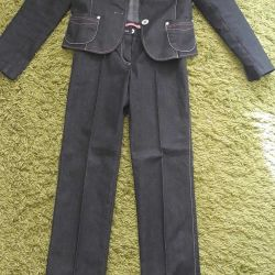 School uniform (suit) 140-146