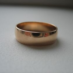 Ring female, from the USSR gold 583 6.1g