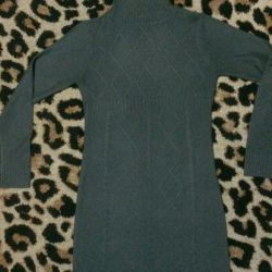 Rochie tricotată tricotată