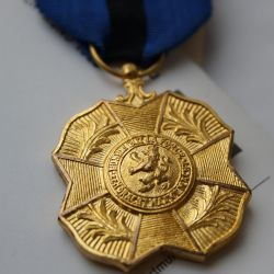 Leopold Nişanı Altın Madalyası II (Belçika)