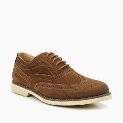 Shoes made of genuine leather. New ones.