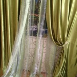 Curtains 3m and 4m