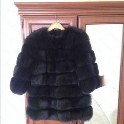 Ένα νέο γούνινο παλτό από τη φινλανδική πολική αλεπού