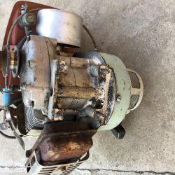 Двигатель на мотоблок крот