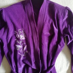 Dressing gown female