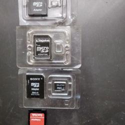 Προσαρμογέας Micro SD