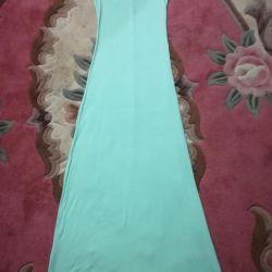 Rochie de vară în podea