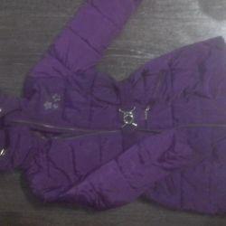 Cool jacket κορίτσι demi-εποχής