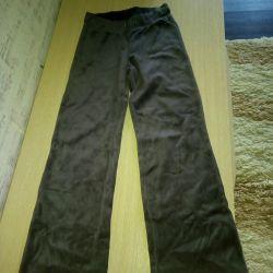 Pants velveteen 128-134