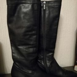 Alba leather boots. 38-39