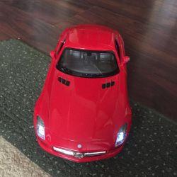 Toy-car Mercedes-Benz
